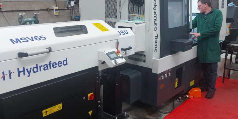 Specialist Thread roller finds good form with ETG