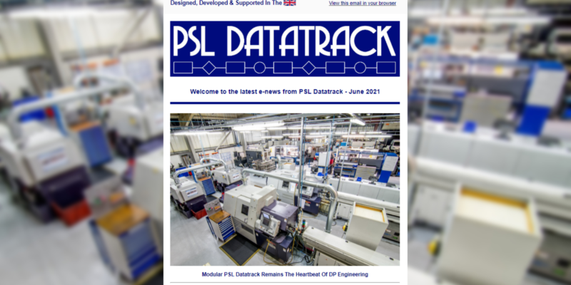 PSL Datatrack's Monthly Newsletter Now Available