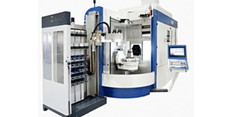 Leader offer a flexible first step towards machine tool automation with the Zerobot 100V eco