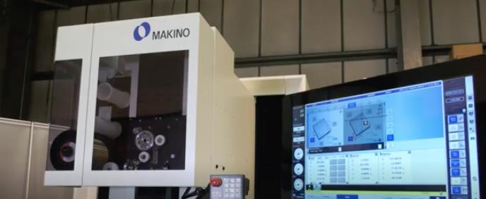 Makino EDM excellence at Xandor Automotive