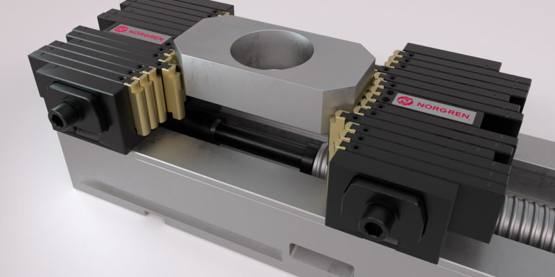 Norgren Workholding joins MTDCNC