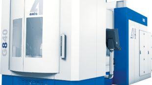 G440/G640/G840 – GROB 4 Axis universal machine series