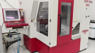 Roeders RXP500DSC (2017) High Speed, High Accuracy 5 axis machining centre