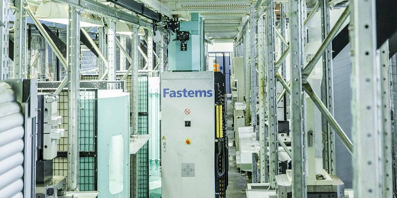 Fastems Automation Enabling Sustainable Growth By Increasing Productivity Flexibly