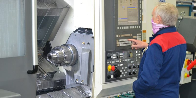 ETG Improves Productivity for Aerospace Manufacturer with Nakamura Installation