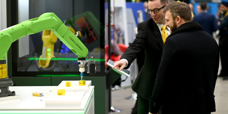 FANUC UK SETS DATE FOR 2021 OPEN HOUSE