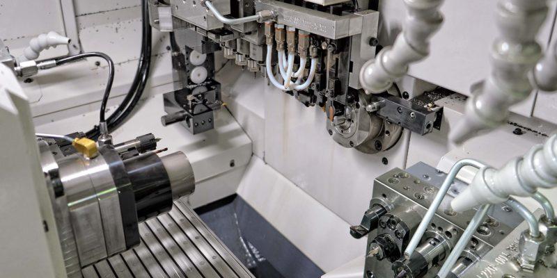 Air Bearings Manufacturer Brings Sliding-Head Turning In-House