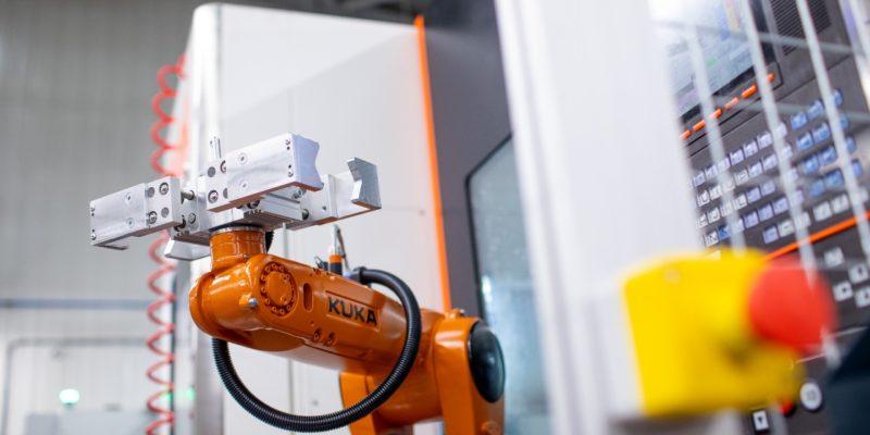 Machine Tending with CNC Robotics and KUKA will boost productivity