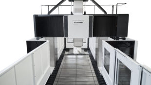 Correa FOX Bridge Type milling machine