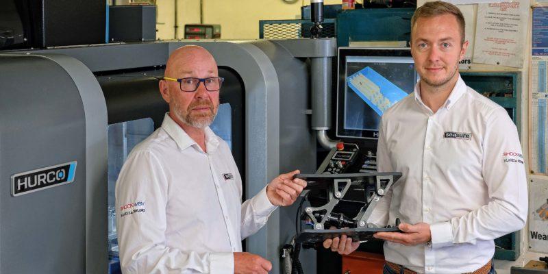 HURCO MACHINING CENTRE RAISES PRODUCTIVITY AT MARINE FITTINGS MANUFACTURER