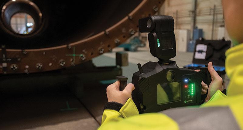 measurement camera