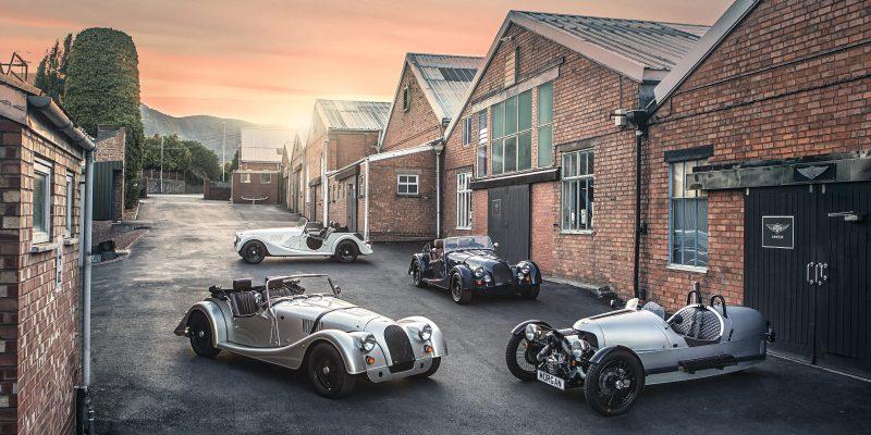 Morgan motor cars