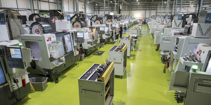 HAAS CNC Machines