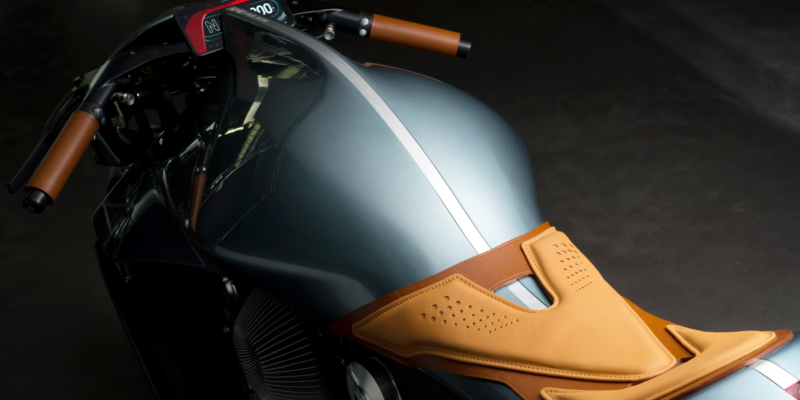 Aston Martin AMB 001: Gaydons first bike celebreMagazine