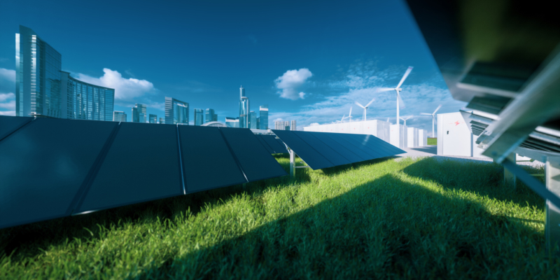 Manufacturing and moving towards net-zero