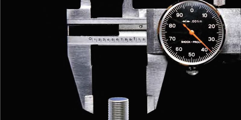 Analogue inductive sensor image