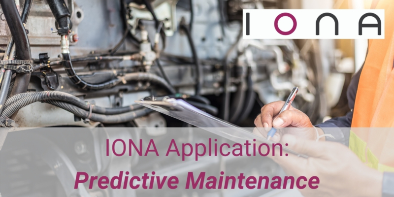 Preventive Maintenance Robot Automation IONA